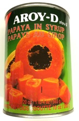Aroy-D Papaya in Syrup 565g