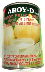 Aroy-D Toddy Palm´s Seed Slice
