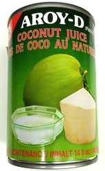 Aroy-D Coconut Juice