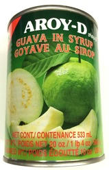 Aroy-D Guava in Syrup 565g