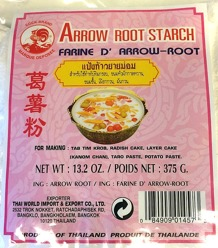 Cock Arrow Root Starch
