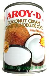 Aroy-D Coconut Cream 560ml