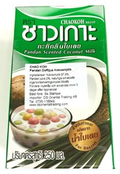 Chaokoh Pandan Scented Coconut Milk