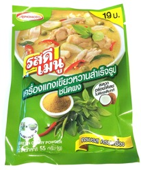 Rosdee Menu Green Curry Powder