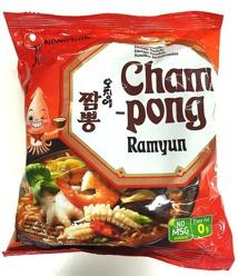 Nongshim Cham-pong Ramyun