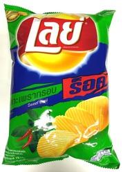 Lay Chilli Sweet Basil 75g