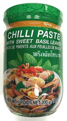 Cock Chillipaste Sweet Basil