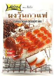 Lobo Coffee Agar Dessert Mix