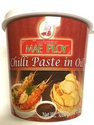 Mae Ploy Chili Paste in Oil 1kg