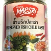 Maesri Preserved Fish Chili Paste