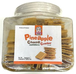 Dolly Pineapple Cheese Cracker