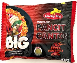 Pancit Canton Hot Chili