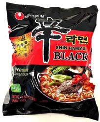 Nongshim Shin Ramyun Black