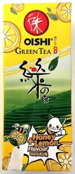 Oishi Green Tea Honey Lemon  250ml