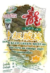 Lengheng Sour Pickled Green Mustard