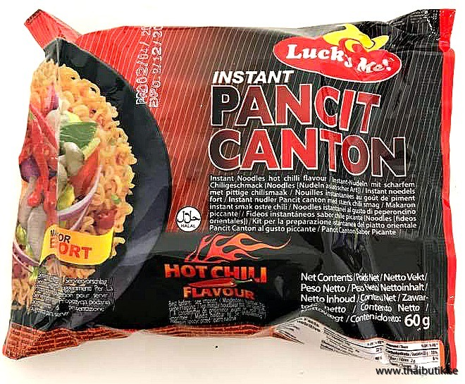 Pancit Canton Hot Chili 60g