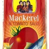 Three Lady Mackerel in Tomato Sauce