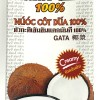 Aroy-D Coconut Cream 100% 1L