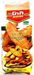 Gogi Fried Banana Flour