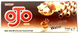 Euro Ojo Chocolate Waffer