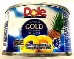Dole Pineapple Slice 227g