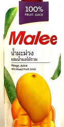 Malee Mango & Fruit Juice 330ml