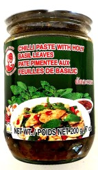 Cock Chillipaste Holy Basil