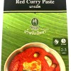 Nittaya Red Curry Paste 50g