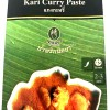 Nittaya Gari Curry Paste 50g