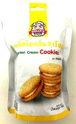 Dollys Durian Cream Cookies 70g