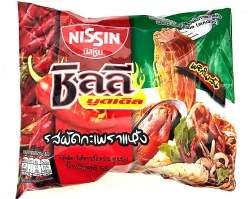 Nissin Hot Basil