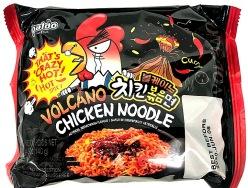 Paldo Volcano Chicken Noodle