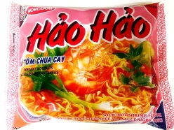 Hao Hao Sour Hot Shrimp