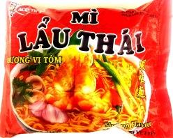 Mi Lau Thai Shrimp