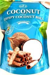 Kaew Crispy Roll Coconut 100g
