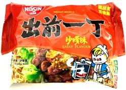 Nissin HK Ramen Satay Sauce