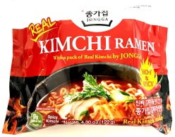 Jongga Kim Chi Ramen Hot & Spicy