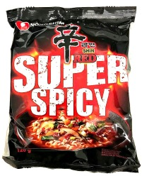 Nongshim Shin Red Super Spicy