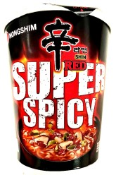 Nongshim CUP Shin Red Super Spicy
