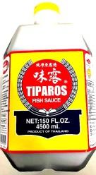 Tiparos Fish Sauce 4,5L