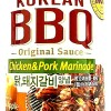CJ Korean BBQ Chicken & Pork Marinade 480g