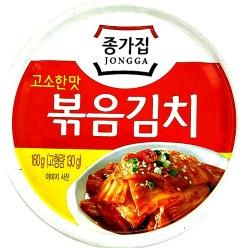 Jongga Korean Roast Kimchi 160g