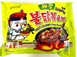Sam Yang Hot Chicken Jjajang