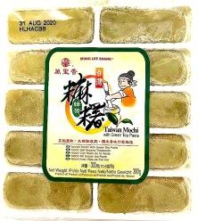 M.L.S. Glutinous Rice Cake Green Tea 300g