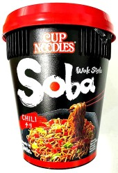 Nissin Soba CUP Chili Wok Style