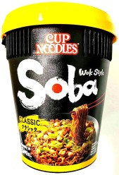 Nissin Soba CUP Classic Wok Style