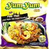 Yum Yum Pad Thai Stir-Fried Noodle