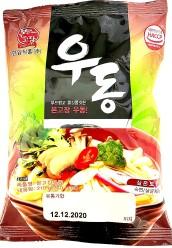 Hanil Fresh Udon Noodle Original with Seasoning