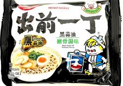 Nissin HK Ramen Black Garlic Oil Tonkotsu