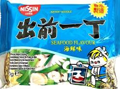 Nissin HK Ramen Seafood